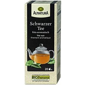 Alnatura Bio Schwarzer Tee 20x 1,75 g