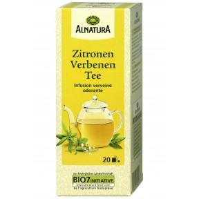 Alnatura Bio Zitronen Verbenen Tee 20x 1,5 g