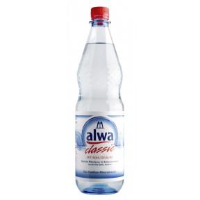 Alwa Classic Mineralwasser PET 1 ltr
