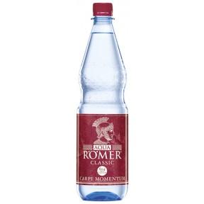 Aqua Römer Mineralwasser Classic PET 1 ltr