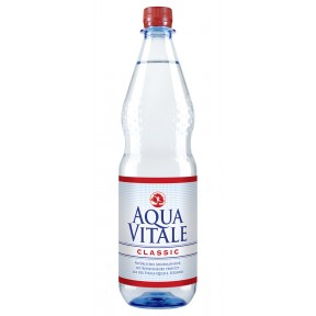 Aqua Vitale Mineralwasser Classic 1 ltr
