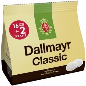 Dallmayr Kaffeepads Classic