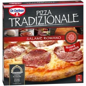 Dr.Oetker Pizza Tradizionale Salame Romano