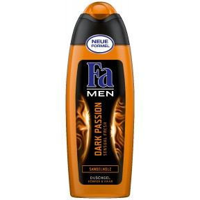 Fa Duschgel Men Dark Passion Sensual Fresh