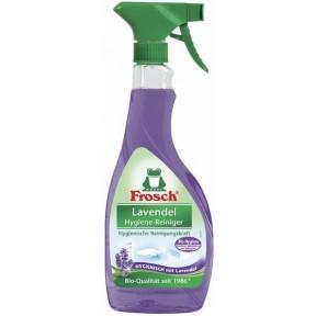 Frosch Lavendel Hygiene-Reiniger Sprühflasche