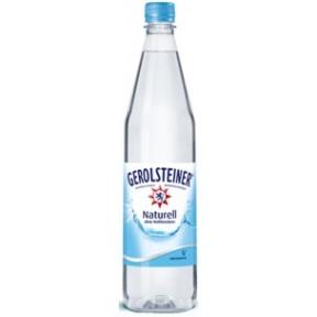 Gerolsteiner Naturell Mineralwasser 1 ltr