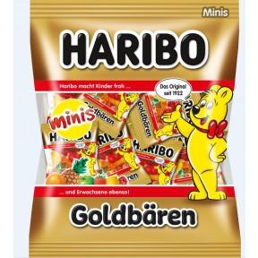 Haribo Goldbären Mini Einzelportionen