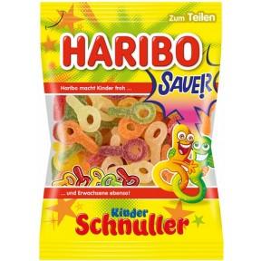 Haribo Kinder Schnuller Sauer