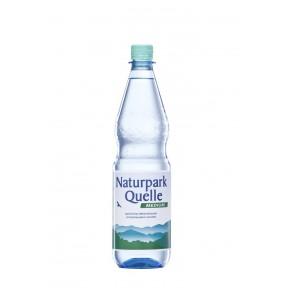 Naturpark Quelle Mineralwasser Medium PET 1 ltr
