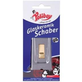 Poliboy Glaskeramik Schaber