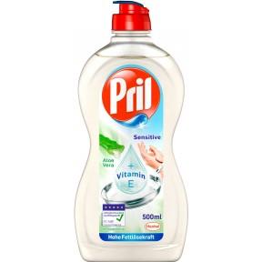 Pril Sensitive Aloe Vera + Vitamin E Handgeschirrspülmittel