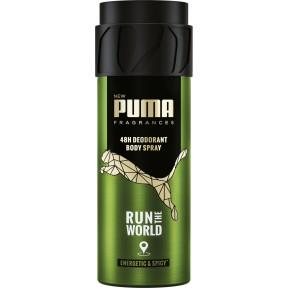 Puma Run The World 48H Deodorant Bodyspray