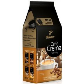 Tchibo Caffè Crema Vollmundiger Genuss ganze Bohne