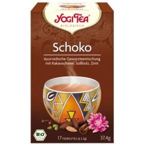 Yogi Tea Bio Schoko